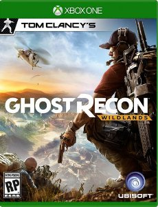 Ghost Recon Wildlands Xbox One Mídia Digital