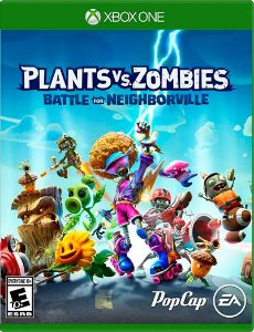 Plants vs Zombies Batalha por Neighborville Xbox One Mídia Digital