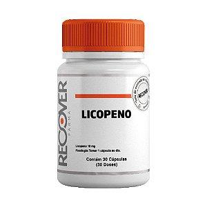 Licopeno 10mg - 30 Cápsulas (30 Doses)