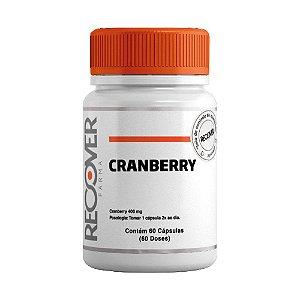 Cranberry 400mg - 60 Cápsulas (60 Doses)