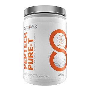 Peptech Pure T 600g - Sabor Neutro - Whey Protein Isolada Glanbia Provon® 292