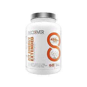 Cafeína Anidra 420mg - My Energy Extended 60 Cápsulas