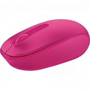 Mouse S/Fio Mobile U7Z00062 Pink MICROSOFT