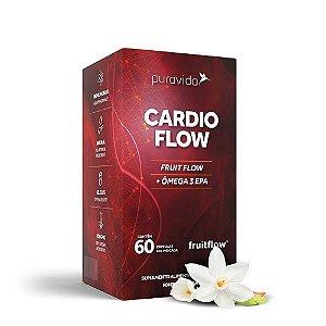 Cardio Flow Saúde do Coração com Omega 3 EPA, Puravida