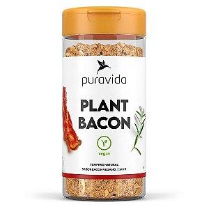 Tempero Natural, Sabor Bacon, Feito de Plantas, Puravida