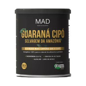 Guaraná Cipó Puro e Orgânico 100g