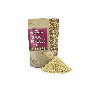 Quinoa real em flocos 150g