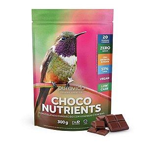 Choco Nutrients Achocolatado Multivitamínico Cacau, Puravida