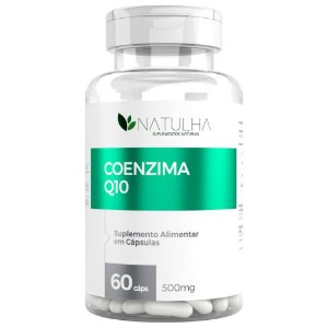 Coenzima Q10 (Ubiquinona) 60 Capsulas