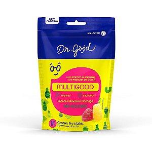 Gominhas Multigood Diet Pacote com 15 unidades