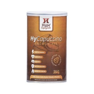 Hycapuccino Energy Fit Orgânico 200g