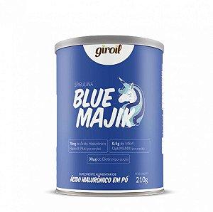 Blue Majik (Suplemento de Ácido Hialurônico e MSM) 210g