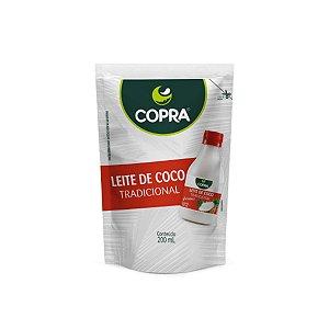 Leite de Coco 200ml Pouch