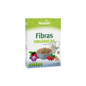 Fibras Orgânico Native 300g