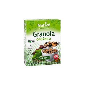 Granola Orgânico Native Tradicional 250g