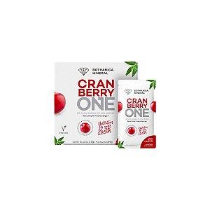 Cranberry ONE C/ Proantocianidinas 600G da fruta em 1 sachê