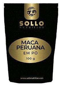 Maca Peruana em pó - 100g