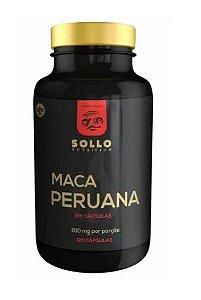 Maca Peruana Pura Original 120 Cápsulas