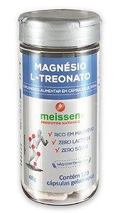 Magnésio L-Treonato 300mg 120 cápsulas