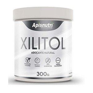XILITOL ADOCANTE NATURAL 300G APISNUTRI .