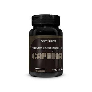 Cafeína Super 60 Caps 310 Mg