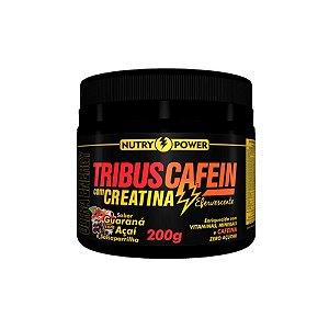 Tribus Cafein 200g Sabor Guaraná Açaí E Salsaparrilha