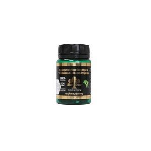 Própolis Verde 85% C/ Vitamina C e E 60 cápsulas 500mg