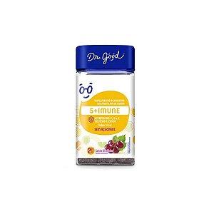 Suplemento Alimentar Dr. Good 5+ Imune Diet Com 60 Gomas
