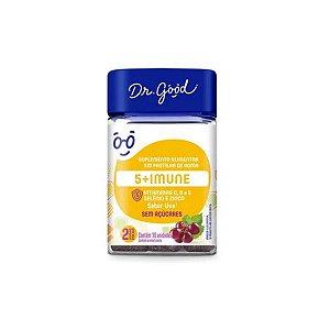 Suplemento Alimentar Dr. Good 5+ Imune Diet Com 30 Gomas