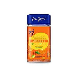 Vitamina C Diet Dr Good Suplemento gomas sabor Laranja c/ 60