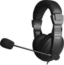 Headset Tecdrive F-750