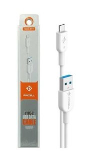 Cabo USB Tipo C PMCELL - 1 Metro