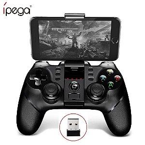 Controle Sem Fio Ipega 3 in 1 - PC - IOS - ANDROID - PS3