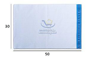 Envelope Plástico de Segurança 30 X 50 cm