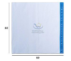 Envelope Plástico de Segurança 60 X 60 cm