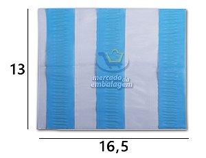 Envelope 3 Linhas AWB Danfe para Notas Fiscais 13 X 16,5 cm