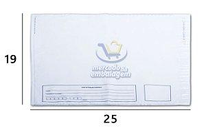 Envelope de Segurança para Correios 19 X 25 cm