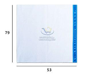 Envelope Plástico de Segurança 79 X 53 cm