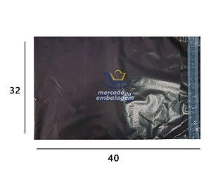 Envelope de Segurança EcoBlack 32 X 40 cm