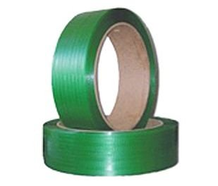 FITA DE POLIESTER VIRGEM 13, 16, 19 e 25mm (PET VERDE)