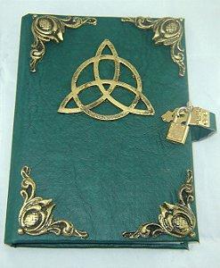Livro das Sombras Triquetra cod.226