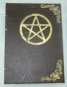 Livro das Sombras Pentagrama cod.236