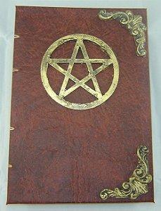 Livro das Sombras Pentagrama cod.237