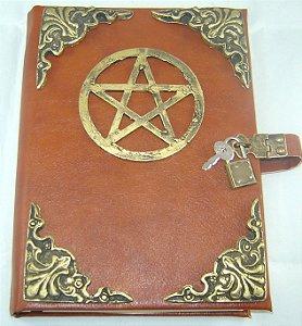 Livro das Sombras pentagrama cod.247