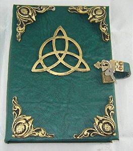 Livro das Sombras Triquetra cod.255