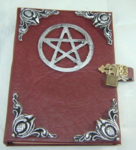 Livro das Sombras pentagrama cod.260