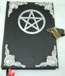 Livro das Sombras pentagrama cod.275