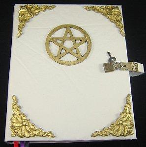 Livro das Sombras com Pentagrama cod.283