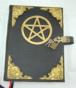 Livro das Sombras pentagrama cod.285
