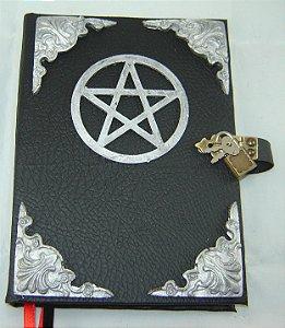 Livro das Sombras pentagrama cod.286